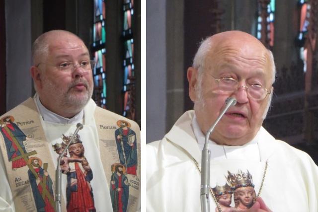 71. Glatzer Wallfahrt in Telgte 2017: Predigt von Pfarrer Martin Karras und Ansprache von Großdechant Prälat Franz Jung